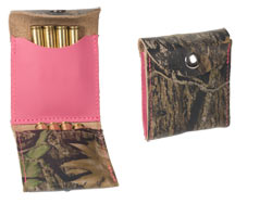 Camo & Pink Ammo Pouch