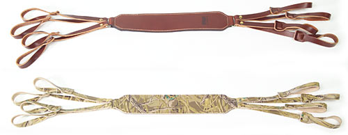 Leather Duck Straps